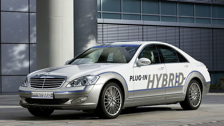 Entire next-gen Mercedes S-Class model range to be hybrids, except AMG