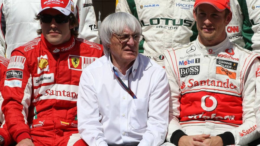 Ecclestone admits F1 'cannot change' 2010 rules