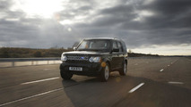 Land Rover Discovery 4 armoured vehicle 20.12.2010