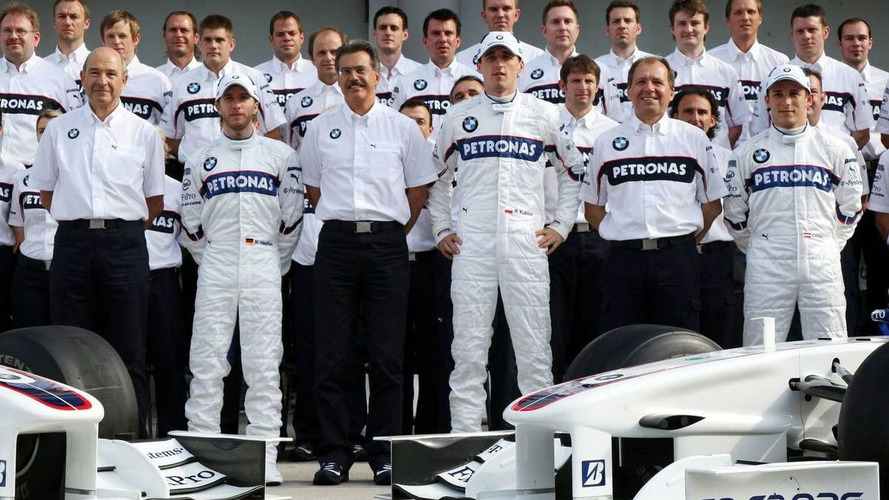 Peter Sauber looks beyond 2010