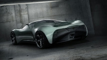 Design Project: Lamborghini Insecta Concept Shows a New Styling Language for Italian Marque