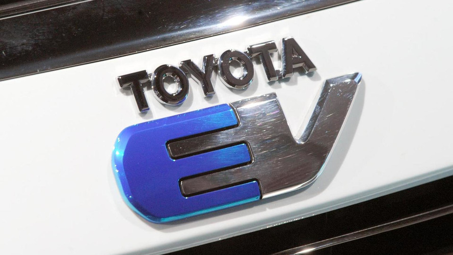 Toyota Looks To Mass Produce EVs In China In 2019