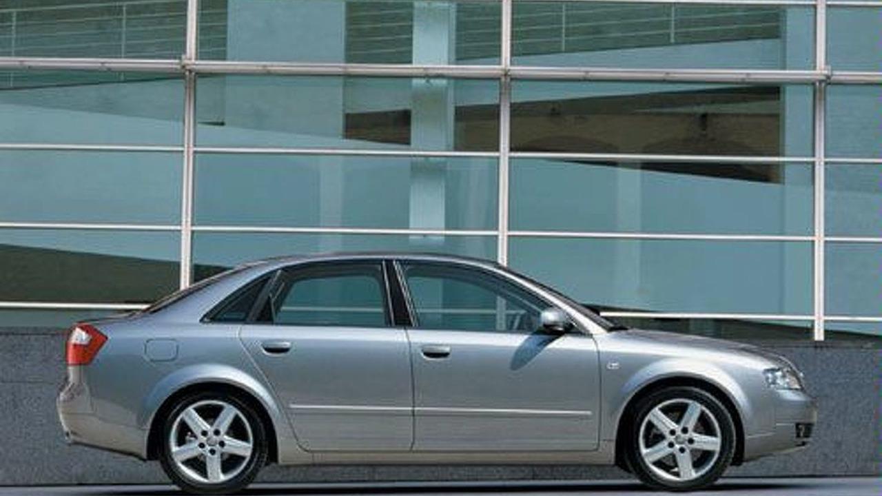 2004 Audi A4 Ambition