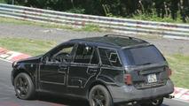 Mercedes M-Class GLK SUV