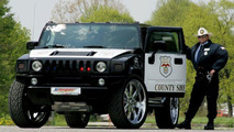 GeigerCars Police HUMMER H2