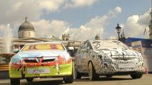 Vauxhall Exhibit V Art Cars