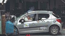 Peugeot 207 Crash Test