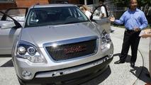 2007 GMC Arcadia Reveal