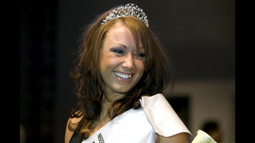 Strahlend schön: Daniela Grimm ist die neue Miss Tuning
