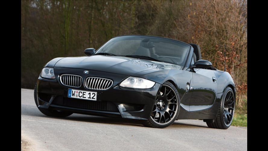 M5-Aggregat für den BMW Z4: Roadster wird 550 PS stark