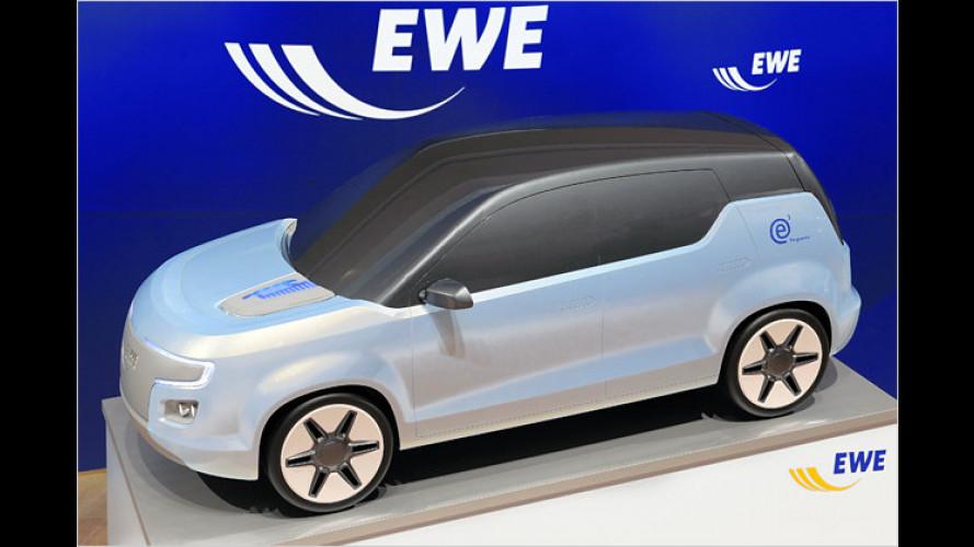 Karmann E3: Stomer vom Stromkonzern