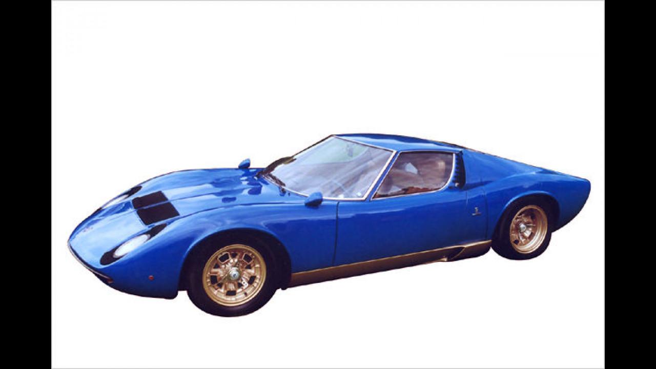 Dreamcars: Lamborghini Miura P400 S