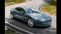 IAA: Aston hoch vier