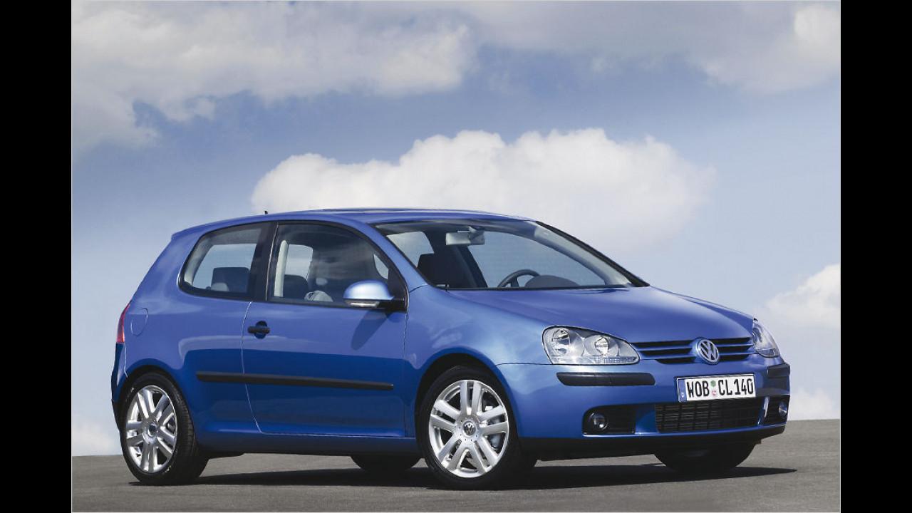 VW Golf V (2003-2008)