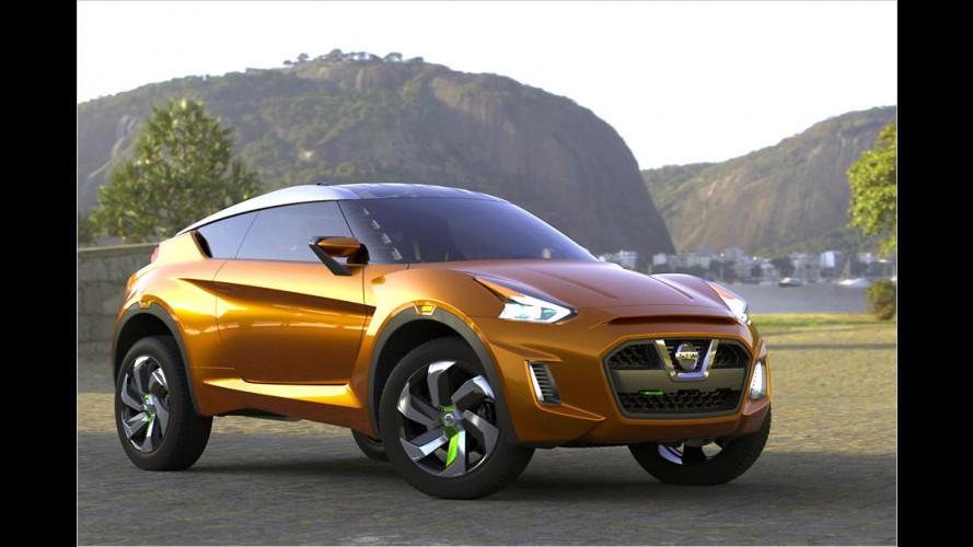 Nissan Extrem: Fit für den Stadt-Dschungel