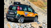 Ein Italiener geht auf Island-Tour