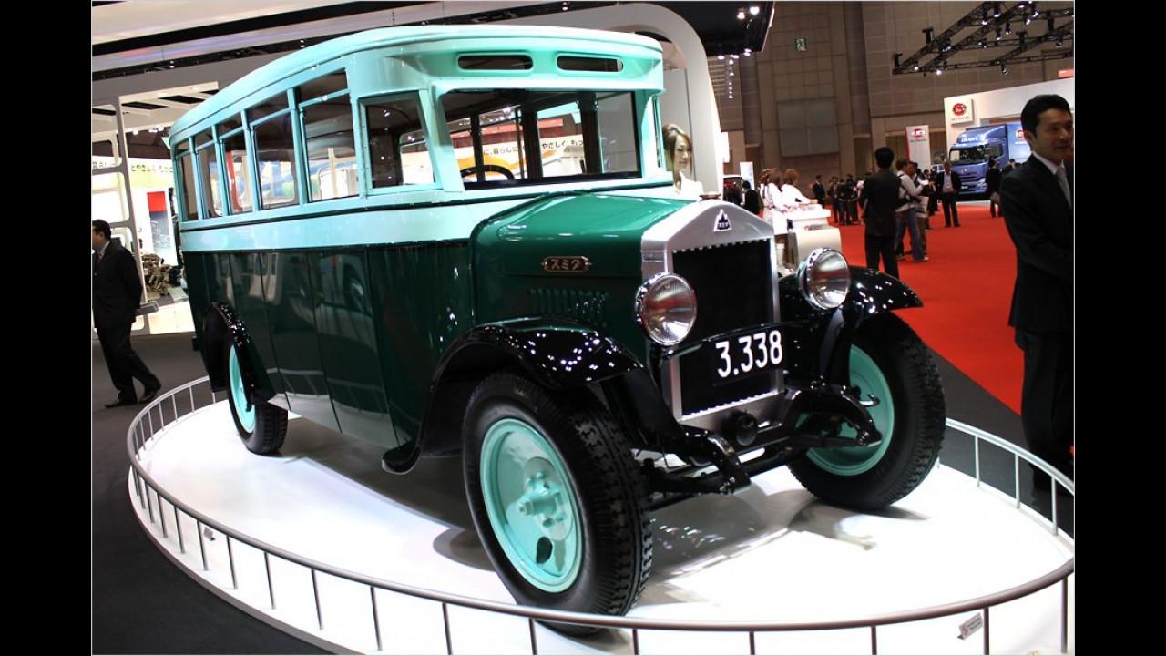 Sumida M Type Bus