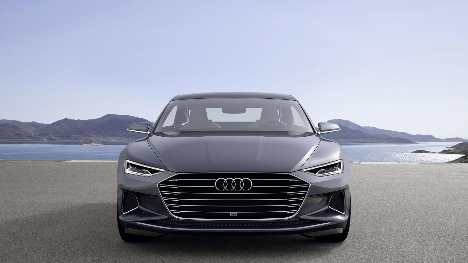 Автопилотируемая Audi Prologue Piloted Driving Concept