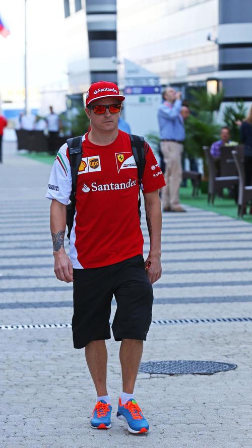 Raikkonen's 2014 problem 'psychological' - Massa
