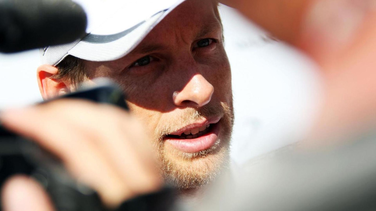 Jenson Button (GBR), 17.07.2014, German Grand Prix, Hockenheim / XPB