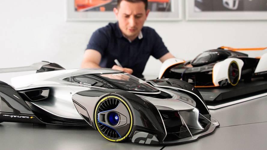Offrez-vous la McLaren Ultimate Vision GT au 1/8 !
