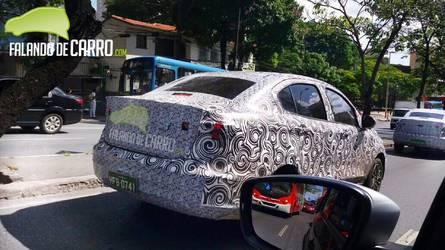 Flagra: Fiat Cronos estreia no 1º trimestre de 2018