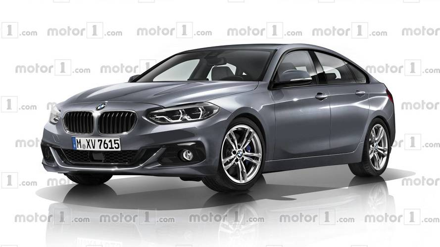 bmw 2 series gran coupe render has the mercedes cla in its sights. Black Bedroom Furniture Sets. Home Design Ideas