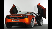McLaren Automotive MP4-12C
