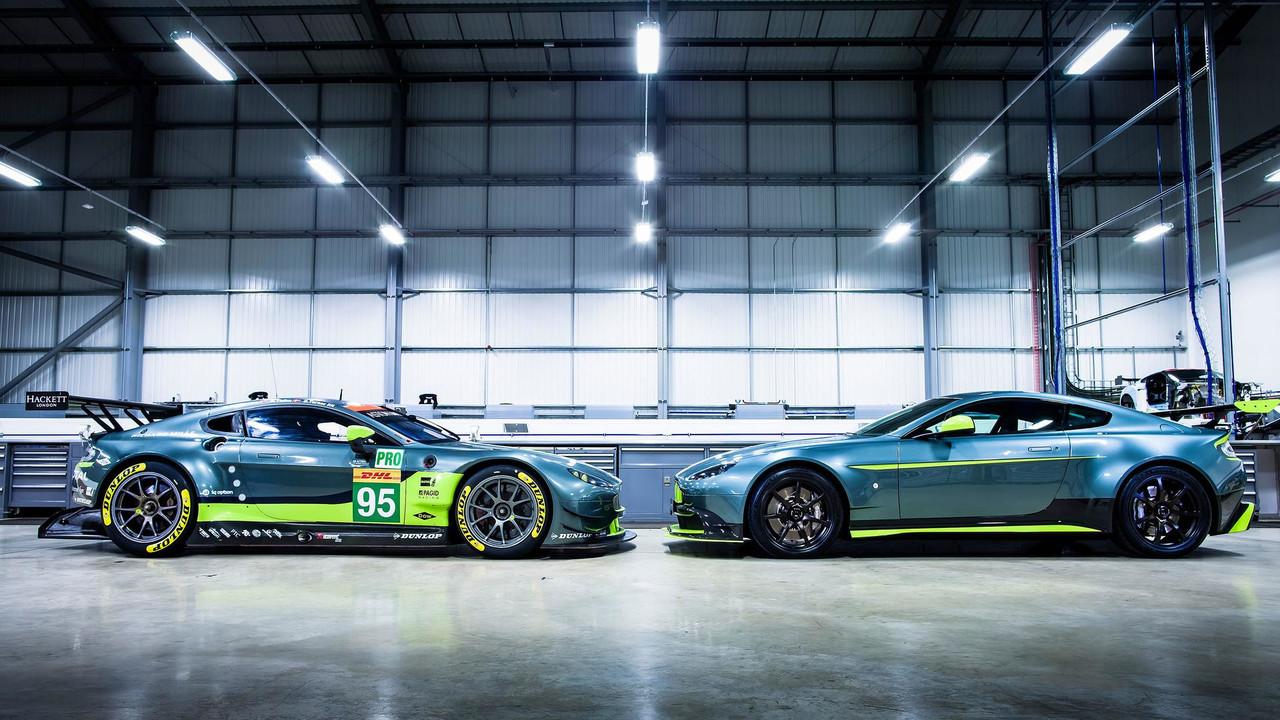 2016 - Aston Martin V8 Vantage GT8