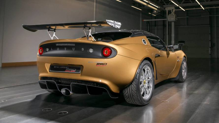 The Newest Lotus Elise Is Basically a Race Car With License Plates