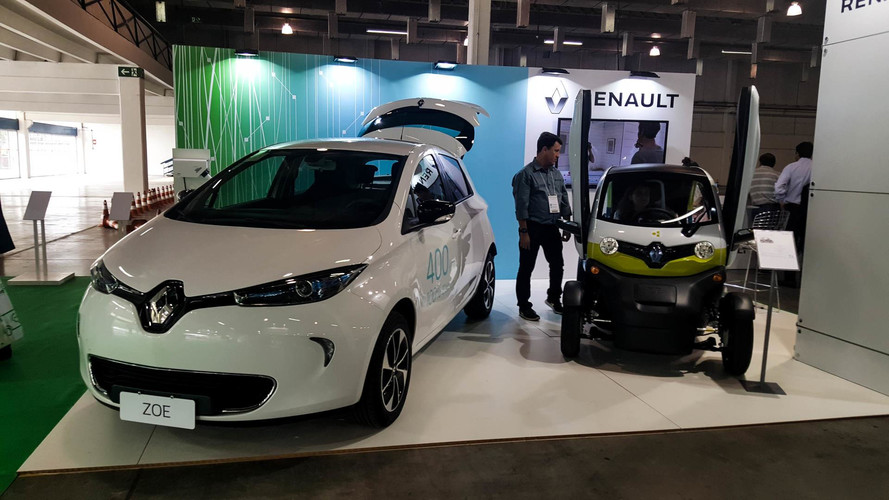 Salão de Carros Elétricos mostra que futuro precisa de apoio