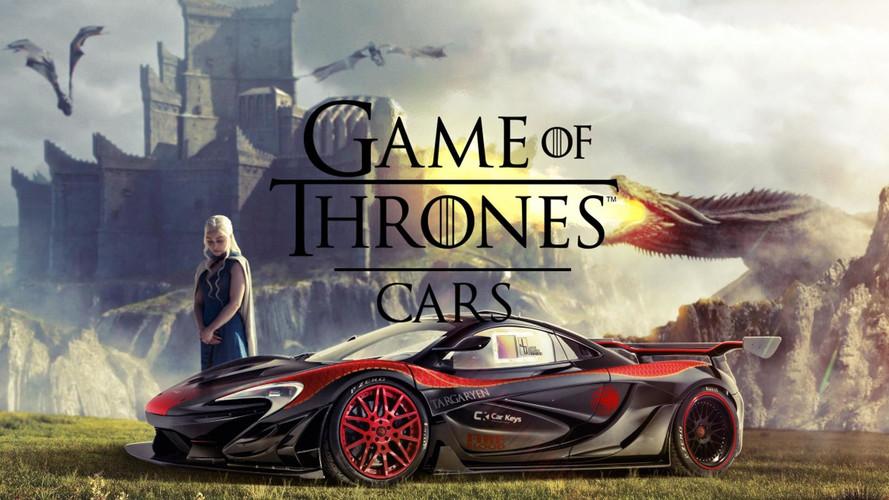 4 güzel Game of Thrones araç tasarım çalışması