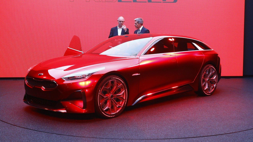 Kia Proceed Concept Shows Its Drop-dead Gorgeous Body In Full