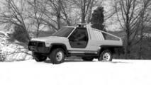 1981 Ford Bronco Montana Lobo concept