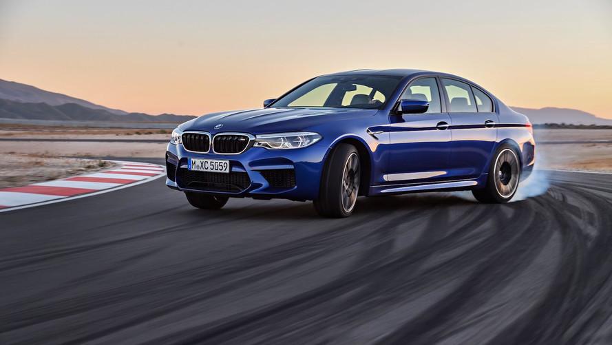 Elstartolt az új BMW M5 sorozatgyártása