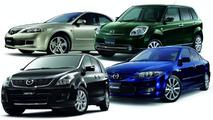 Mazda Special Edition Atenza, MPV & Verisa