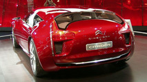 Citroen C-Metisse concept at Paris