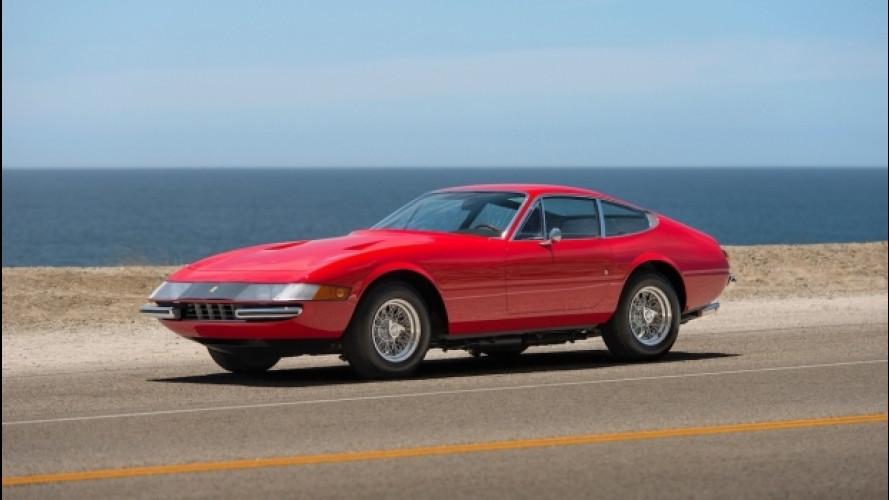 Ferrari 365 GTB/4 Daytona, l'ultima prima dell'arrivo della Fiat