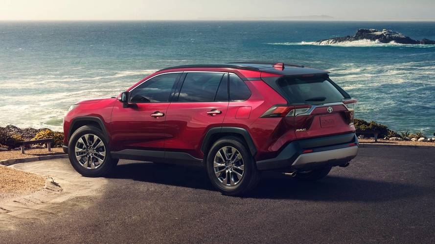 2019 toyota rav4 how does it stack up against the competition. Black Bedroom Furniture Sets. Home Design Ideas