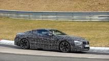 2019 BMW M8 Coupe spy photo