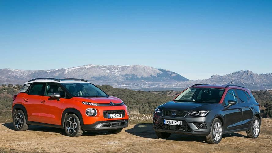 Comparamos dos de los SUV urbanos más interesantes de la categoría