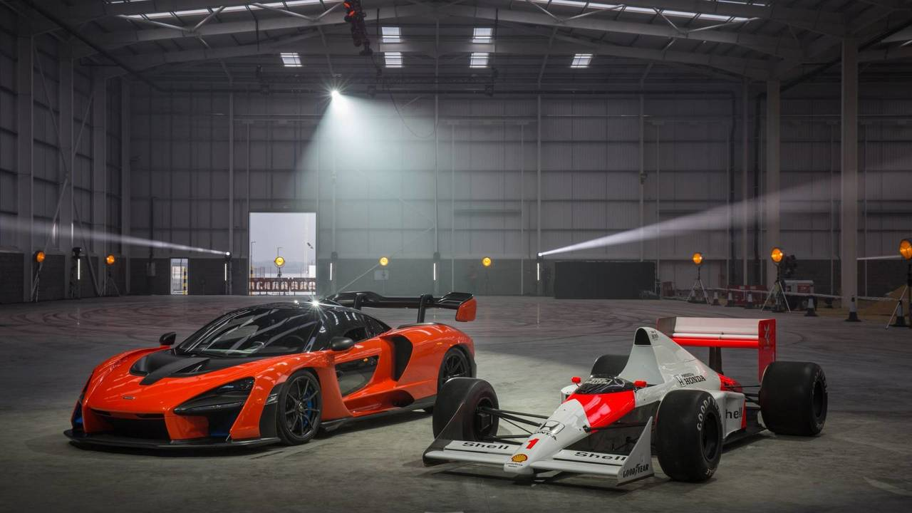 McLaren Composites Technology Centre (MCTC)