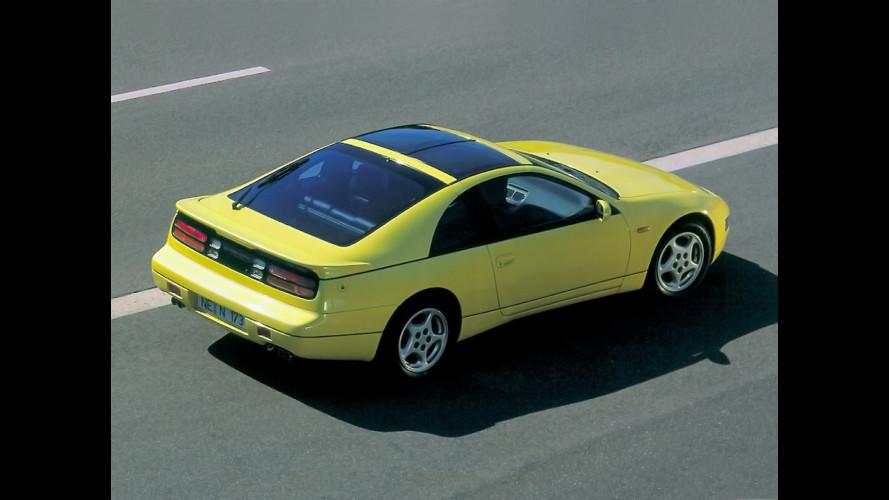 Nissan 300ZX Z32, spaventava Porsche e Ferrari