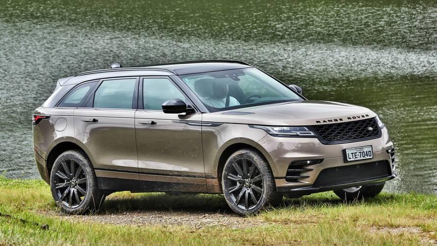 Land Rover aumenta preços e deixa modelos até R$ 25 mil mais caros