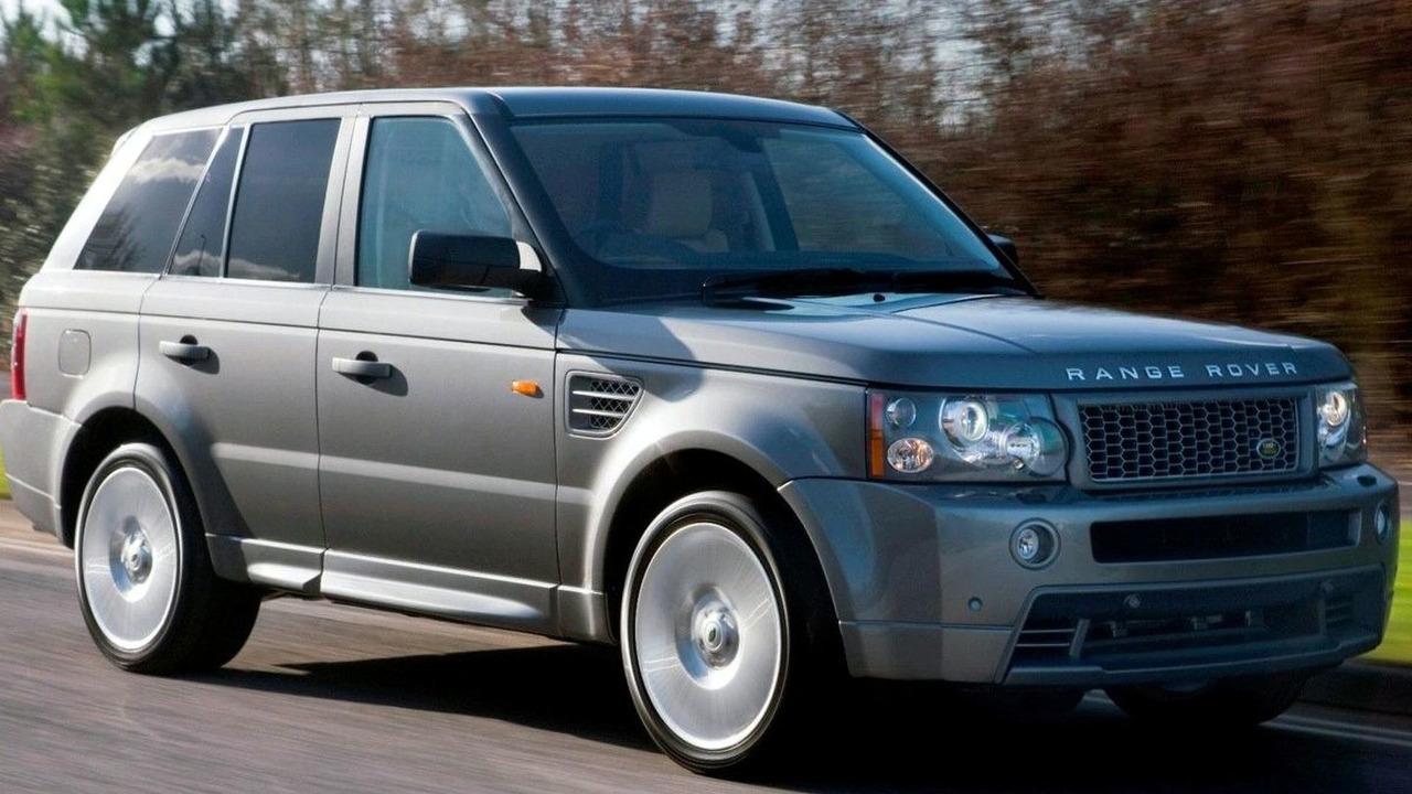 Range Rover Sport HST