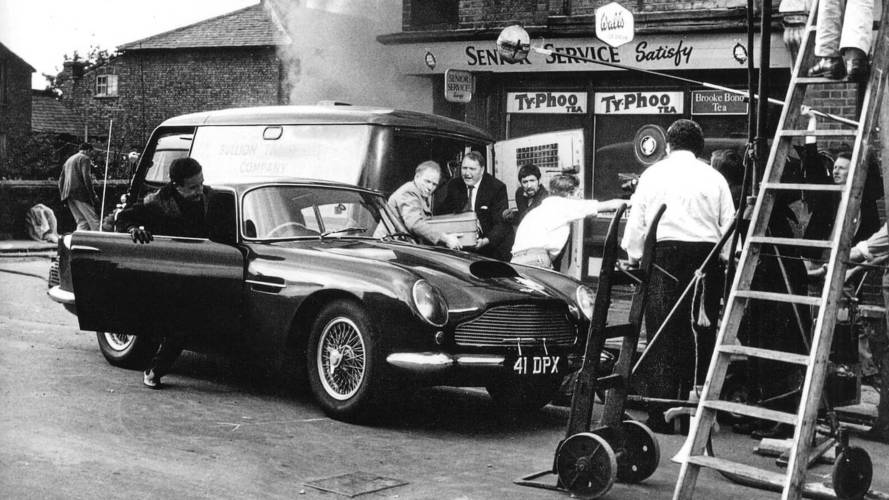 Peter Sellers' Aston Martin DB4 GT Up For Auction