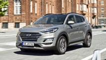 Hyundai Tucson 2018 Preise