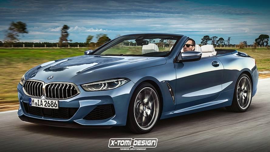 El BMW Serie 8 Cabrio 2018 ya está aquí... como recreación