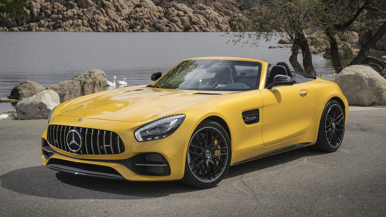 2018 Mercedes Amg Gt Roadster First Drive A Sexy Summons