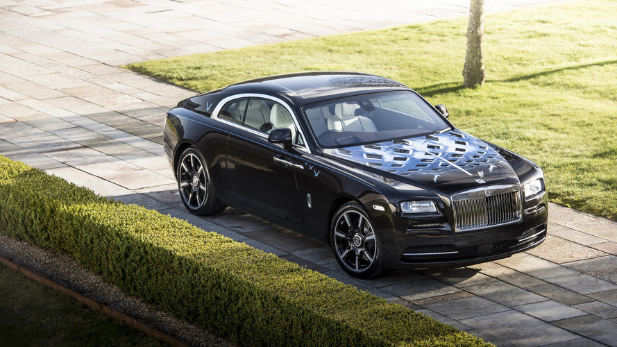 2017 Rolls-Royce Wraith Inspired by Music